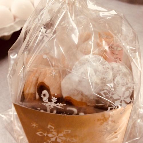 クリスマス焼菓子